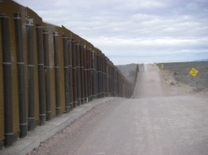 USA - Mexico Border
