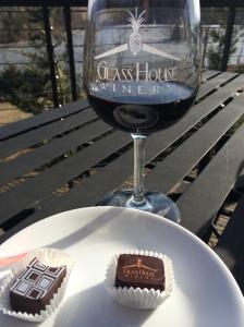 Glass House Winery, Charlottesville
